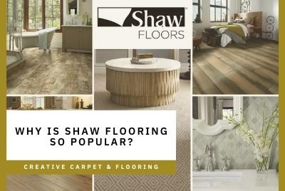 Thumbnail - Why is Shaw Flooring so popular