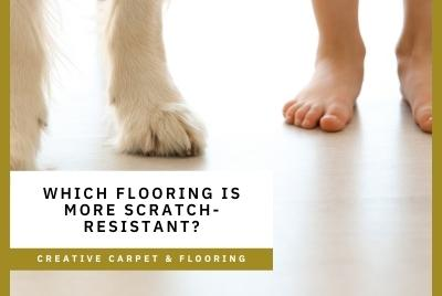 Thumbnail - scratch-resistant flooring